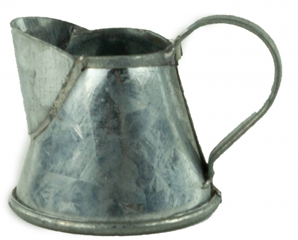 Zinnkanne - Krippenzubehör, ca. 2,5 cm